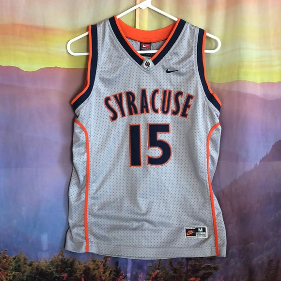 2b65a8ff7 carmelo anthony basketball jerseys 15 syracuse university knitted; carmelo  anthony syracuse college basketball jersey